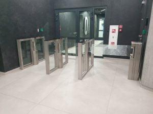 bramki bezpieczne sensoryczne SG-2